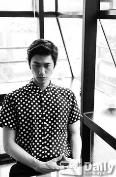 Sung Joon, Asian Actors, Asian Men, Kdrama, Bangs, Singing, Interview, Men Casual, Kpop