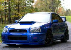 My 2005 Subaru STi
