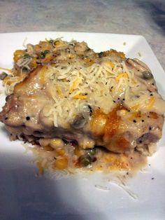 Pork Chop Casserole Recipe - Allthecooks.com