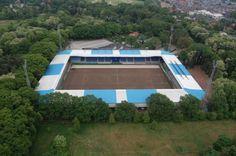 Stadion de Vijverberg van de Graafschap in Doetinchem