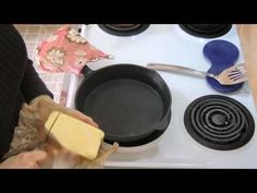 Cast Iron Cooking Tips