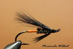 Flytying: New and Old: Hairwing Atlantic Salmon Flies - Famous Last Words Carp Fishing Rigs, Trout Fishing Tips, Walleye Fishing, Salmon Fishing, Fishing Rods, Fishing Tricks, Ice Fishing, Fishing Tackle, Fishing 101