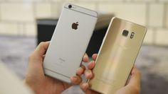 Bá đạo với tốc độ xử lý giữa iPhone 6s và Galaxy Note 7