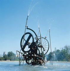 Fontaine de Jean Tinguely