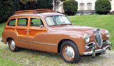 1952 Lancia Aurelia B53 Giardinetta Viotti