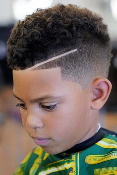 Check out the most popular boys haircuts of 2020 here. We included trendy hairstyles for any kid, from a toddler to a teen, such as a short on sides long on top cut, a curly black faux hawk with a medium fade and many others. Black Boys Haircuts Kids, Popular Boys Haircuts, Boys Curly Haircuts, Little Boy Hairstyles, Toddler Boy Haircuts, Black Men Haircuts, Boys With Curly Hair, Curly Hair Cuts, Medium Hair Cuts