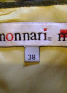 Kup mój przedmiot na #vintedpl http://www.vinted.pl/damska-odziez/dlugie-sukienki/11764042-elegancka-sukienka-monnari-na-sylwestrawesele