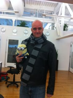 Pin for Later: 67 Wildly Creative DIY Costumes For Men Gru Source: Reddit user kylev via Imgur