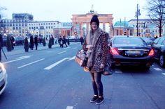 Fashion Week Berlin: Der Leo-Mantel