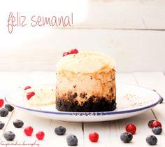 Cupcakelosophy: apple cheesecake