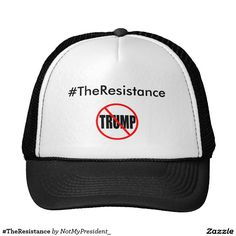#TheResistance Trucker Hat