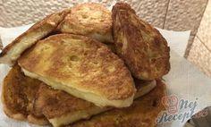 Smažený knedlík ve vajíčku   NejRecept.cz Pancakes, French Toast, Breakfast, Style, Morning Coffee, Stylus, Pancake, Outfits, Morning Breakfast