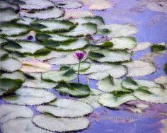 Canvas Giclee Print Giclee Canvas Print  Monet by ImagineStudio, on Etsy