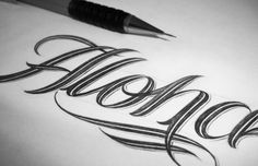 Quotes Typo  Handlettered Logotypes II by Mateusz Witczak