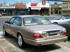 1998 Jaguar XJ8 4.0Lt Sport - The Purr-fect Gift Shop