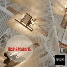 Transformando Espaços - Dicas de Organização: Inspiração # 15 - DIY