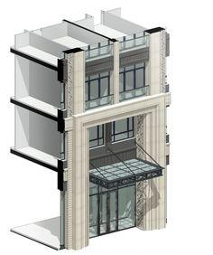 Многофункциональный жилой комплекс на территории приборостроительного завода в Екатеринбурге. Второй проект