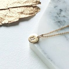 Are you interested in our Initial charm necklace? With our personalised necklace you need look no further.