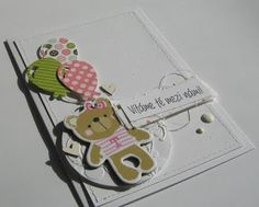 HANDMADE BY LUCY: BABY CARDS