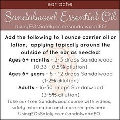 Using Sandalwood Essential Oil Safely Essential Oils For Add, Sandalwood Essential Oil, Carrier Oils, Aloe Vera Gel, 6 Years, Natural Remedies, Eos, Essentials, How To Apply
