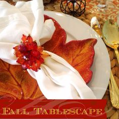 Fall Tablescape - The Style Sisters