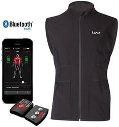 Lenz Heat Vest Women 1.0 + Lithium Pack rcB 1200 Bluetooth - FC-Moto Nederlands