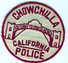 Chowchilla 1st. Issue