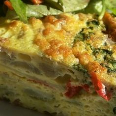 Here's a basic, easy frittata recipe that's good for breakfast, brunch, lunch, dinner, and snacks    I love cooking frittatas. They're so easy,...