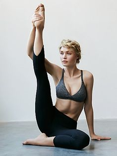 Virgo Legging | Activewear leggings in a performance stretch fabric | activewear style inspiration