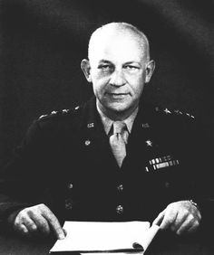 John E. Hull *** Assistant Chief of Staff for Plans and Operations at the War Department
