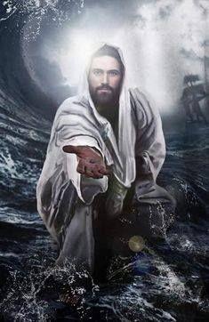 Images Du Christ, Pictures Of Jesus Christ, Jesus Pictures With Quotes, Pictures Of Angels, Jesus Pics, God Pictures, Nature Pictures, Jesus Wallpaper, Worship Wallpaper