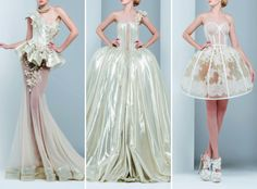 Marwan and Khaled fall 2015 couture - (the one on the left)