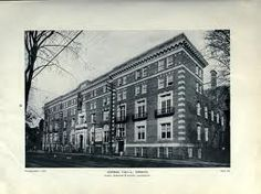 The old Central YMCA in Toronto