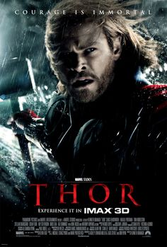 I'll admit, I'm not big on Norse stuff and the ending wasn't perfect but this wasn't all around bad.