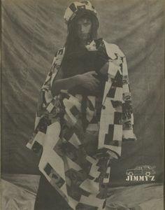 Jimmy'z Clothing - Cat Girl Ad (1986)
