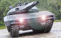 Future Military Tanks | PL-01 Future Stealth Tank Unveiled By Poland