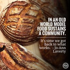 In the food industry in Ottawa for more 30 years, Jo-Ann Laverty is a woman of the kitchen with true grit. This summer she returned from her second bread course with King Arthur Flour in Vermont, where she baked some truly extraordinary bread!  In this conversation she has some terrific advice if you'd like to do the same.