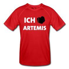 Ich liebe  ARTEMIS #ClapClap #NoExcuses  ARTEMIS ist ein Workout vom 15 Wochenprogramm von Freeletics. Wer es  kennt und gemacht hat wird das Sport T Shirt lieben.