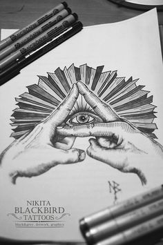 20 beautiful tattoo sketches for your inspiration - tattoos - # for . - 20 beautiful tattoo sketches for your inspiration - Inspiration Tattoos, Dope Tattoos, New Tattoos, Tattoo Sketches, Tattoo Drawings, Illuminati Tattoo, Eye Sketch, Geniale Tattoos, Future Tattoos