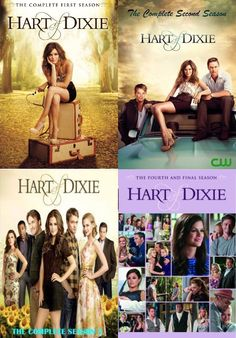 Hart of Dixie is a comedy-drama television series that aired on The CW from September 26, 2011 to March 27, 2015. The series, created by Leila Gerstein, stars Rachel Bilson as Dr. Zoe Hart, a New York