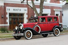 1931 Buick Model 8-57 | Bring a Trailer