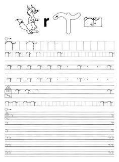 Handwriting Worksheets, Tracing Worksheets, Preschool Worksheets, Preschool Activities, Home Learning, Teaching Tips, Sheet Music, Education, Grammar