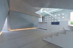 Wohnhaus bei Tokio von Shigeru Fuse / Scharfe Objekte - Architektur und Architekten - News / Meldungen / Nachrichten - BauNetz.de