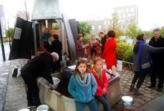 Un compost-apéro comme un autre (Crédit : Les Ekovores)