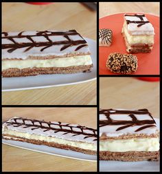 Gâteau mille-feuille