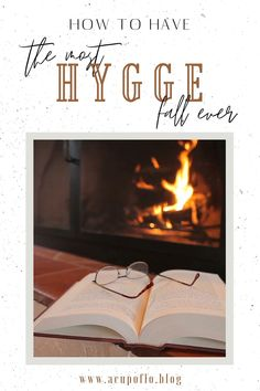 I feel like it's my DUTY to make sure you have the most hygge fall, ever. Learn things you can do like eat caramel apples, snuggle by the bonfire, and play in the leaves. It's time for Fall Hygge.