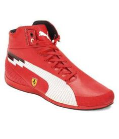 Puma Men Red Evospeed Ferrari Shoes - 30417001 is sold by amazon,flipkart,myntra,pumashop,snapdeal in india. Check price and exclusive offers at PriceIQ