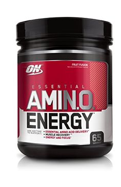 Optimum Nutrition Amino Energy with Green Tea and Green Coffee Extract Flavor Fruit Fusion 65 Servings * You can find more details by visiting the image link. (This is an affiliate link) #NutritionalSupplements