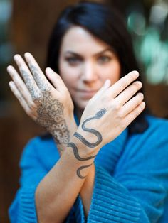 50+ Gorgeous Healing Snake Tattoo designs and ideas - Looks Great