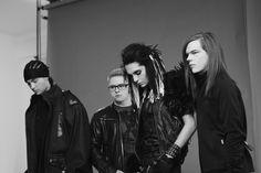 Tokio Hotel, Humanoid Photoshooting.